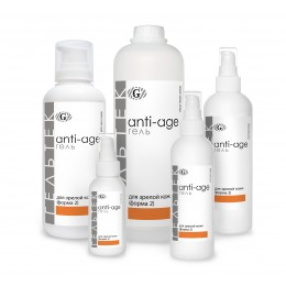 Gel for mature skin. Form 2