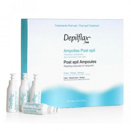 DEPILFLAX 100 AMPOULES AFTER DEPILATION 1x10ML