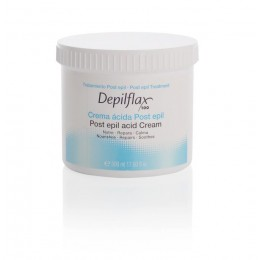 DEPILFLAX 100 CREAM WITH ACID AFTER DEPILATION 500ML