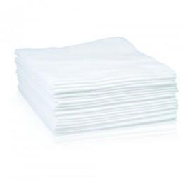 DISPOSABLE TREATMENTS, 20 PCS. 70X40 CM WHITE WAVE