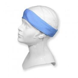 BLUE Terry headband No. 13