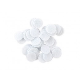 SMALL COTTON MICRODERMABRASION FILTERS