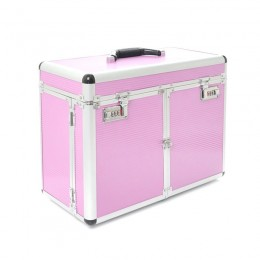 BEAUTY CASE S - LARGE PINK