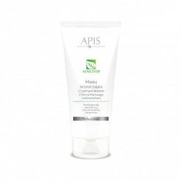 APIS Acne-Stop black mud cleansing mask 200ml