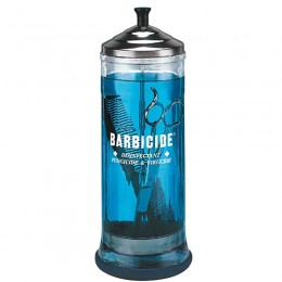 BARBICIDE Glass container for disinfection 1100ml