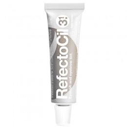 HENNA GEL REFECTOCIL 3.1 LIGHT BROWN