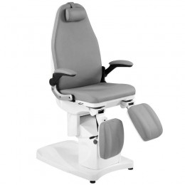 ELECTRIC SUBOLOGICAL ARMCHAIR. AZZURRO 709A 3 POWER GRAY