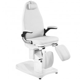 ELECTRIC SUBOLOGICAL ARMCHAIR. AZZURRO 709A 3 POWER WHITE
