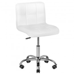 COSMETIC CHAIR A-5299 WHITE