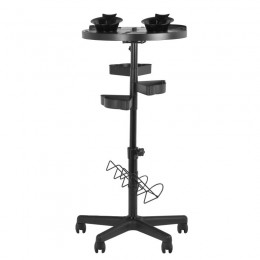 GABBIANO HAIRDRESSING SUPPORT 175 BLACK TIMER