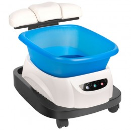 AZZURRO SHOWER TRAY WITH MASSAGER AND TROLLEY
