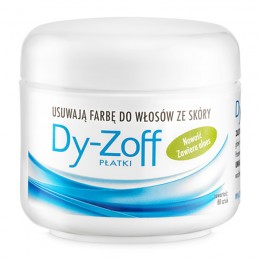 BARBICIDE DY-ZOFF flakes for removing hair dye 80pcs
