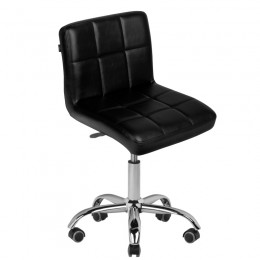COSMETIC CHAIR A-5299 BLACK