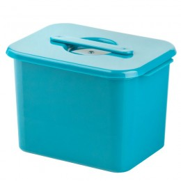 BATH FOR STERILIZATION OF TOOLS 1.3L TURQUOISE