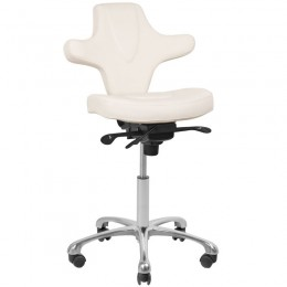 COSMETIC CHAIR AZZURRO SPECIAL 052 WHITE