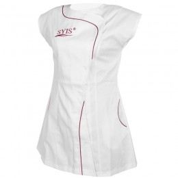 SYIS Cosmetic apron with logo size XS