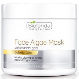 BIELENDA Algae mask with colloidal gold 190g