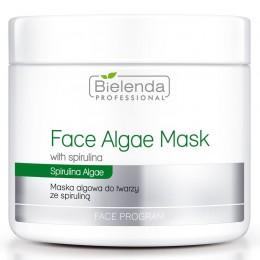 BIELENDA Algae mask with spirulina 190g