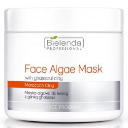 BIELENDA Algae mask with ghassoul clay 190g