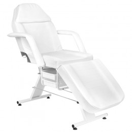 BASIC 202 COSMETIC ARMCHAIR WHITE