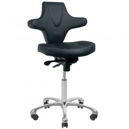 COSMETIC CHAIR AZZURRO SPECIAL 052 BLACK