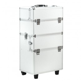 COSMETIC CASE S-025 SILVER