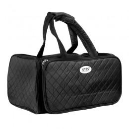COSMETIC BAG SAB004 BLACK