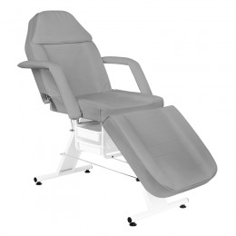 BASIC 202 COSMETIC ARMCHAIR. GRAY