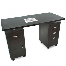 DESK 2022 VENGE TWO CABINETS WITH ABSORBER