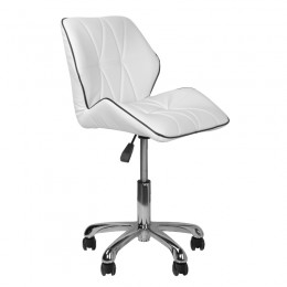 COSMETIC CHAIR 239A WHITE