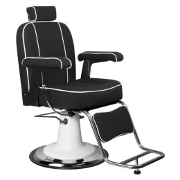 GABBIANO AMADEO BARBER CHAIR BLACK