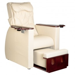 SPA CHAIR FOR PEDICURE WITH BACK MASSAGE AZZURRO 101 BEIGE