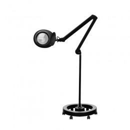 LAMP LUPA ELEGANTE 6025 60 LED SMD 5D BLACK WITH A TRIPOD