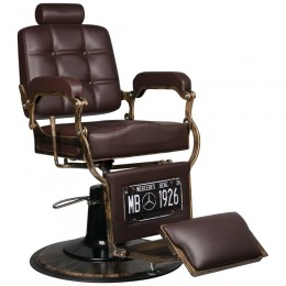 GABBIANO BARBER BABY CHAIR BROWN