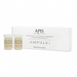APIS AMPOULES Filling and stretching concentrate with the Linefill TM 5x5ml complex