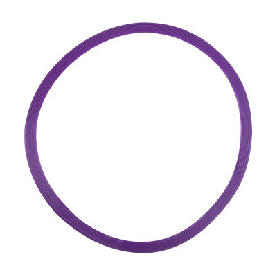 SILICONE GASKET FOR WOSON 18L AND 23L PURPLE 12MM