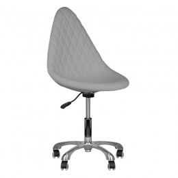 COSMETIC STOOL 265 GRAY