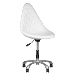COSMETIC STOOL 265 WHITE