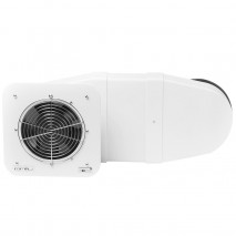 BUILT-IN DUST ABSORBER X2SB 65W PROFESIONAL WHITE